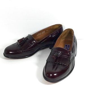 Bostonian Classics Wingtip Kiltie Tassel Loafers